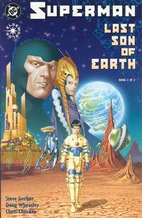 Superman Last Son of Earth 1