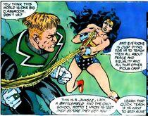 Gardner berates Diana