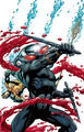 Aquaman Vol 7 23.1 Black Manta Textless