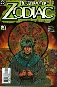 Reign of the Zodiac Vol 1 1