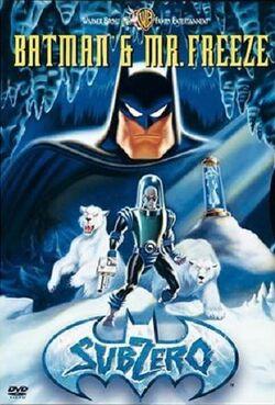 Batman and Mr. Freeze - Sub-Zero