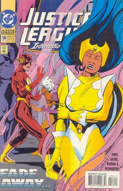 Justice League International Vol 2 58   DC Database ...