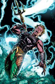 Aquaman Vol 7 41 Textless