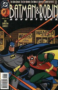 Batman and Robin Adventures Vol 1 1