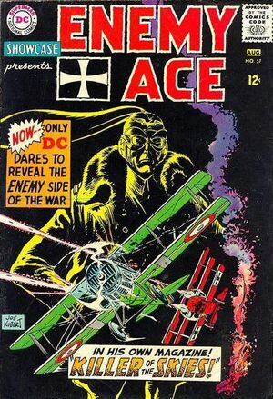 Cover for Showcase #57 (1965)