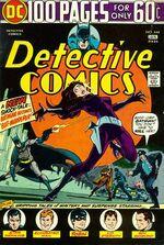 Batman murders Talia