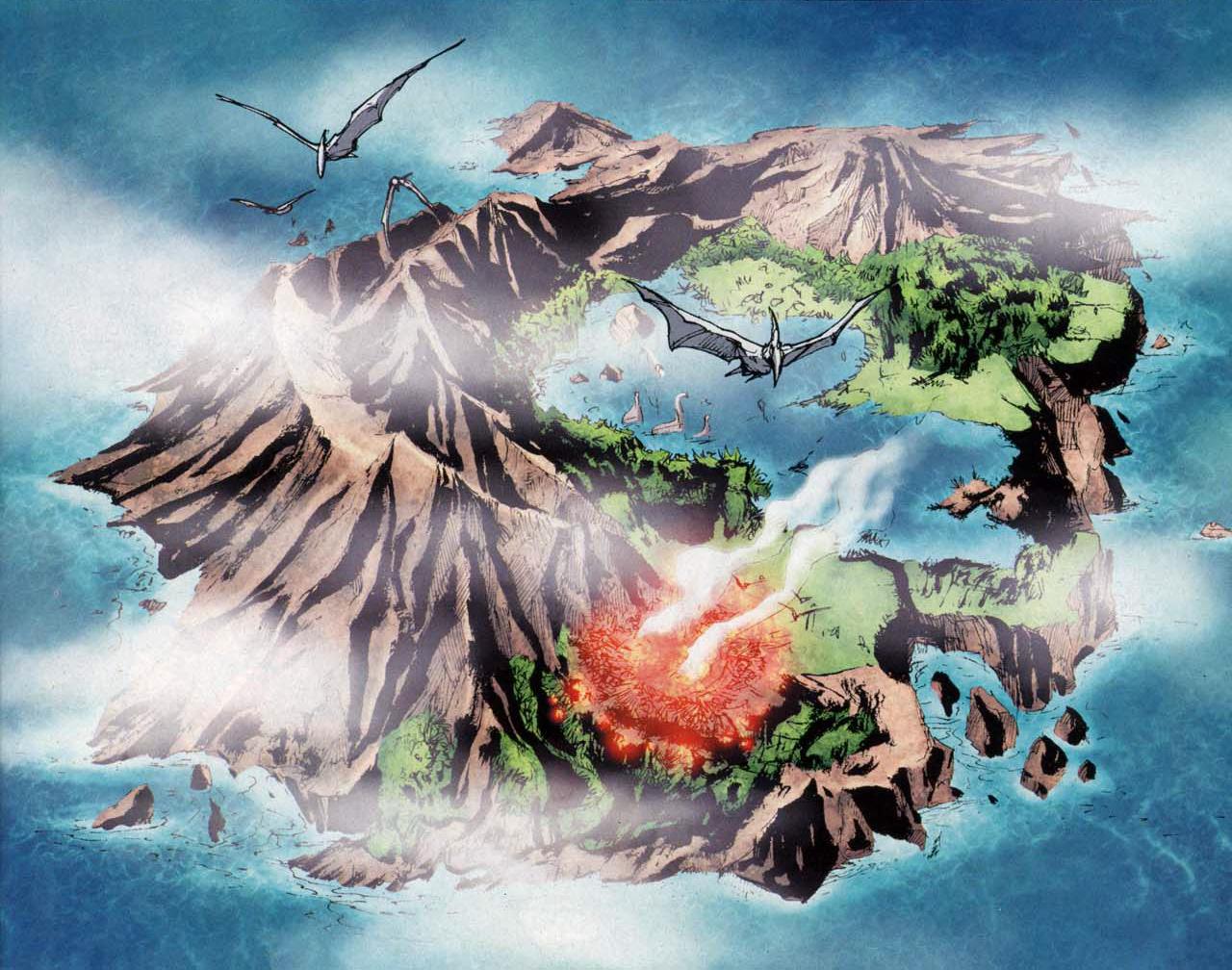 Dinosaur Island - Au nom de la mère pour le père (P.V. Golden Eagle) Latest?cb=20120523202429