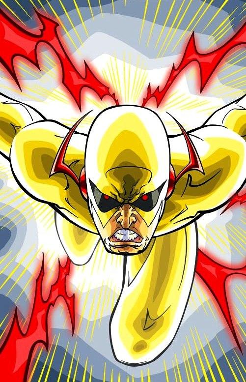 "extraordinarycomics: ""Reverse/Flash/Zoom by Dashmartin. ""   DC ..."