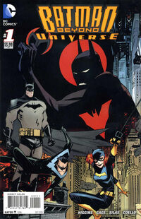 Batman Beyond Universe Vol 1 1