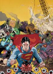 Action Comics Vol 2 18 Textless Variant
