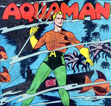 Image result for aquaman earth two