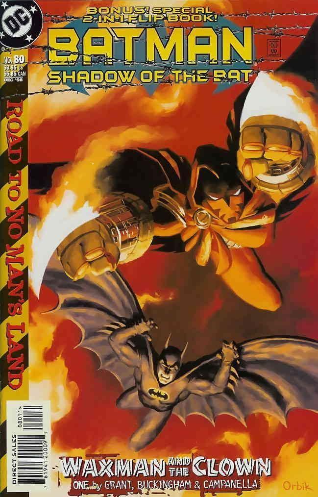 Batman: Shadow of the Bat # 52 (Ref265967886), DC Comics, Used; Good Book