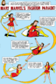 Mary Marvel's Fashion Parade