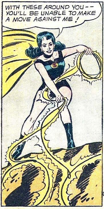 Super-Woman Earth-Three 001