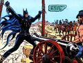 Batman Blue Grey Bat 006