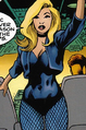 Black Canary The Nail 001