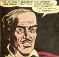 Alfred Pennyworth Earth-One 001