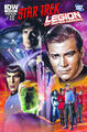 Star Trek Legion of Super-Heroes Vol 1 6 RI