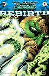 Hal Jordan and the Green Lantern Corps: Rebirth Vol 1 1