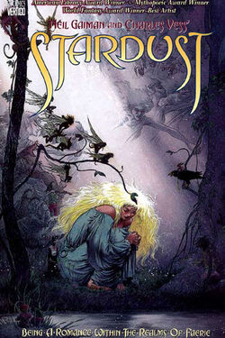Cover for the Neil Gaiman and Charles Vess' Stardust Trade Paperback