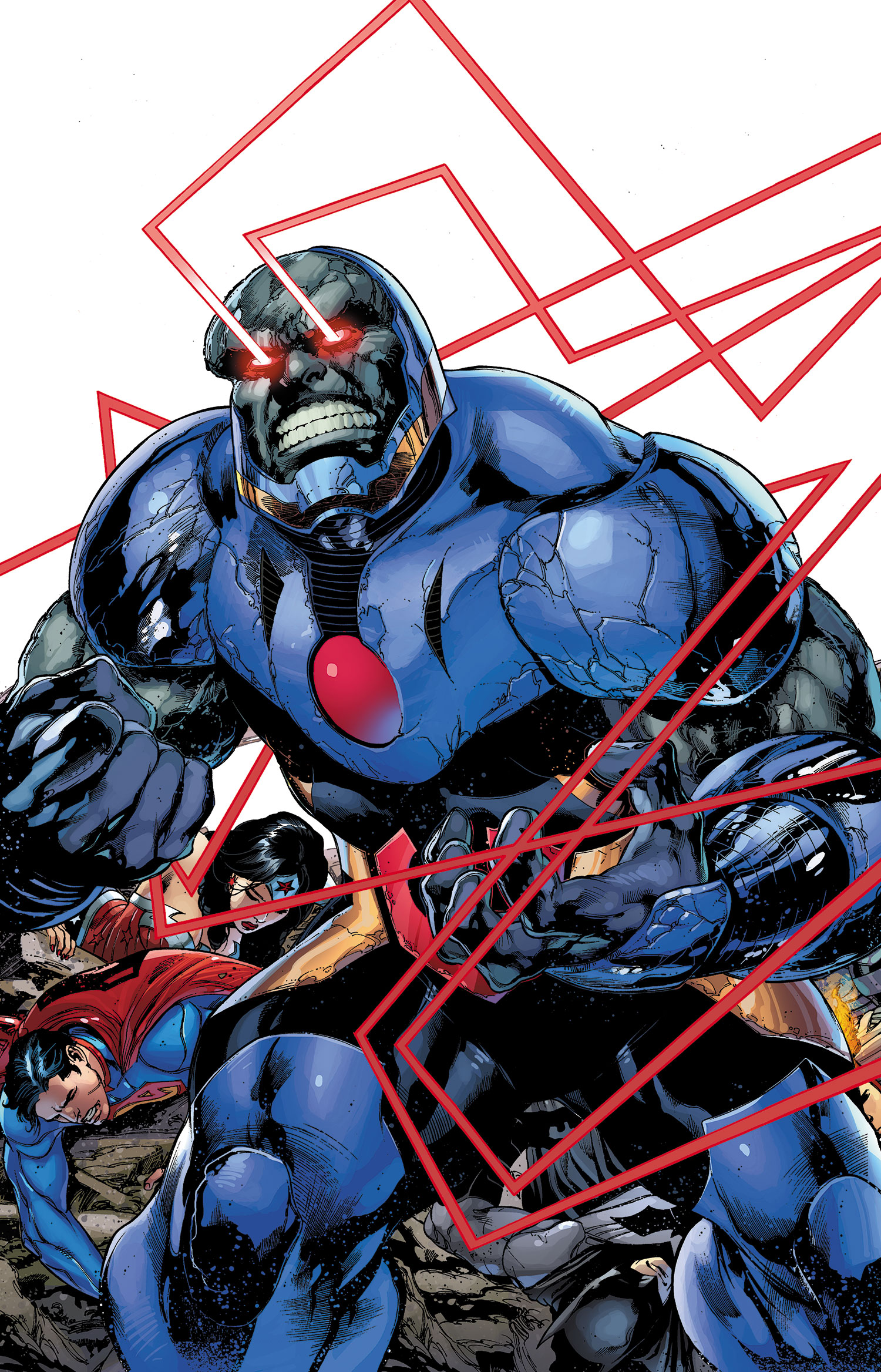 Justice League Vol 2 23.1 Darkseid Textless