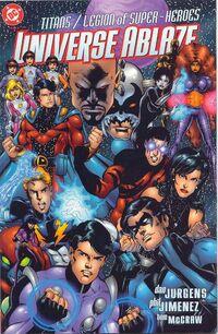 Titans Legion Universe Ablaze 4