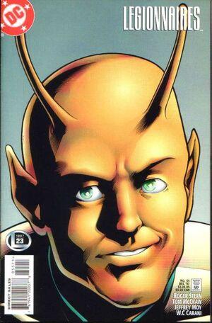 Cover for Legionnaires #55 (1997)