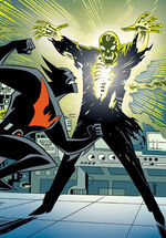 Batman Beyond villain Blight