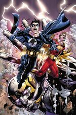 Convergence Vol 1 3 Textless Daniel Variant