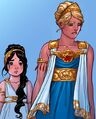 Hippolyta Legend of Wonder Woman 0001