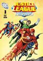 General Mills Presents Justice League Vol 1 3
