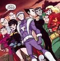 Legion of Substitute Heroes LSHAU 001
