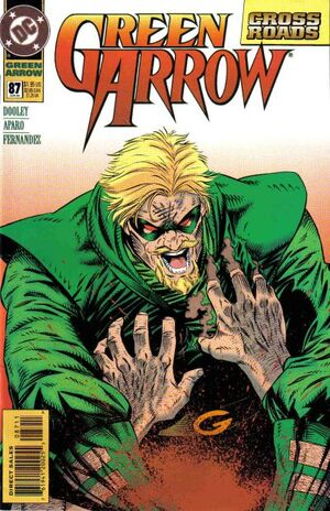 Cover for Green Arrow #87 (1994)