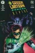 Green Lantern vs. Aliens Vol 1 1