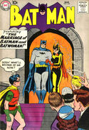 Batman's Wedding from Batman #122 (1959)