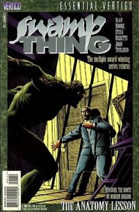 Essential Vertigo - Swamp Thing 1