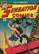 Sensation Comics Vol 1 2