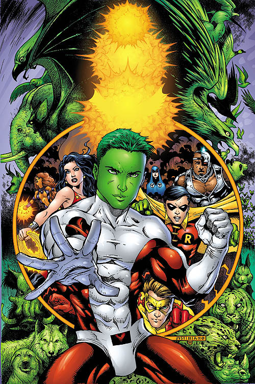 Changeling Beastboy 04