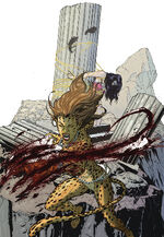Wonder Woman Vol 4 23.1 The Cheetah Textless