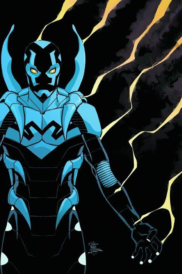 Image result for dc comics blue beetle
