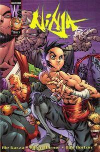 Ninja Boy Vol 1 1