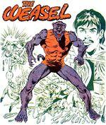 Weasel John Monroe 0001