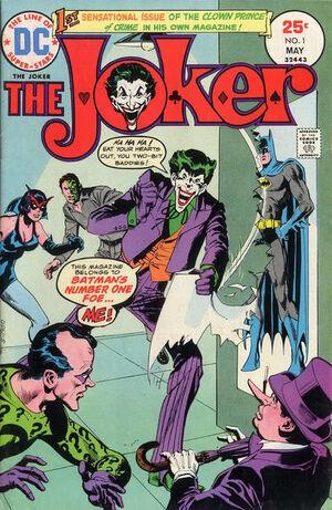 Cover for Joker #1 (1975)
