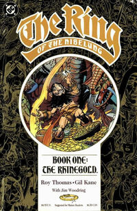 Ring of the Nibelung Vol 1 1