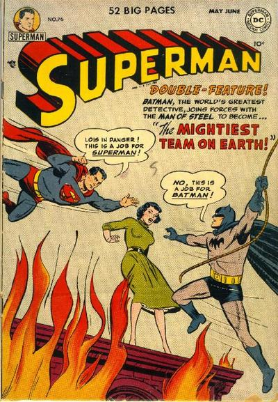 Image result for superman issue 76