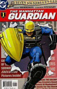 Seven Soldiers Manhattan Guardian 1