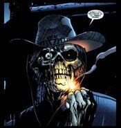 Jonah Hex Black Lantern Corps 001