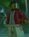 John Diggle Lego Batman 001