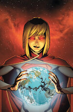 Supergirl, the World Breaker