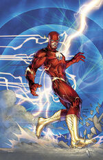 Barry Allen, The Flash, New 52, Prime Earth